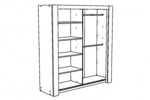Armario-puertas-correderas-croquis